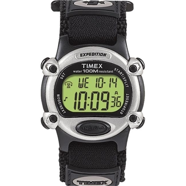 Timex 379012 Timex Mens Chrono - Fast Wrap timex timex t2m758