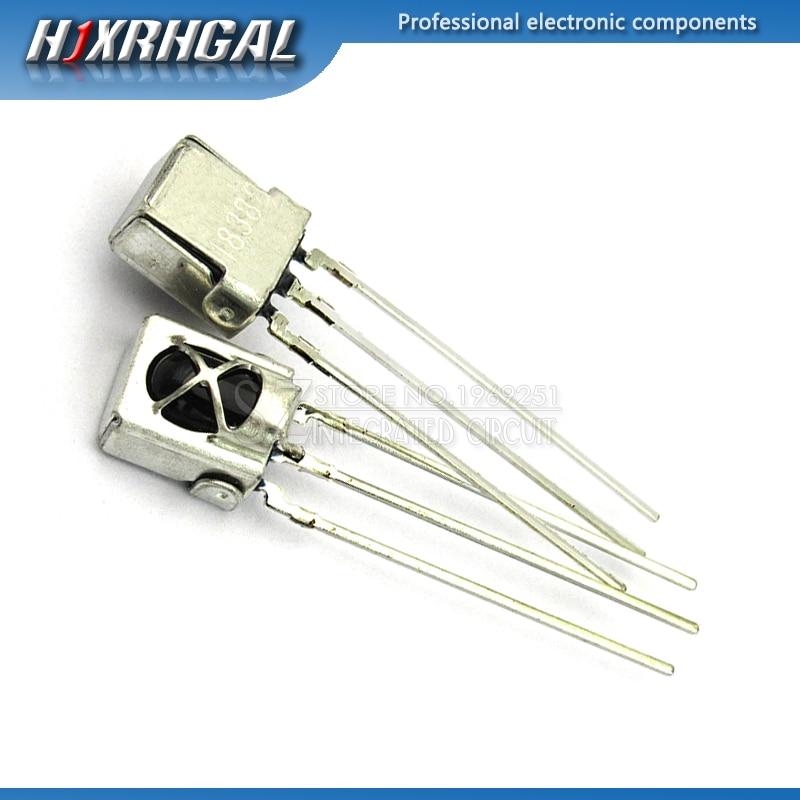10 шт. HX1838/VS1838 VS1838B 1838 универсальная инфракрасная принимающая головка/инфракрасный датчик