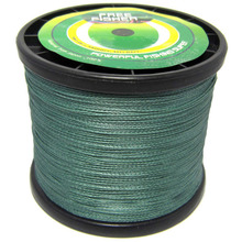 FreeFisher 1000M PE Braided Fishing Line Strong Japan Multifilament Lines 4 Strands Fishing Tackles Fishing Briad Wire Green