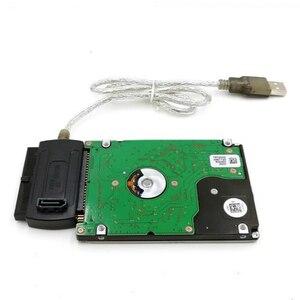 Image 2 - كابل محول محرك الأقراص الصلبة 3in1 USB 2.0 IDE SATA 5.25 S ATA 2.5 بوصة لمحول الكمبيوتر المحمول