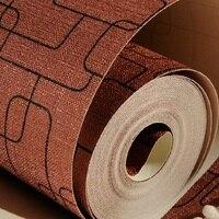 Waterproof Wallpaper Can Be Cleaned Modern Minimalist Sofa Bedside Backdrop Wallpaper Abstract Irregular Curve Papel De