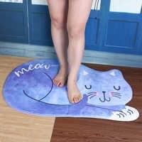 Tapete de cozinha lavável tapete de banho produtos do banheiro tapete de banho tapete de cozinha