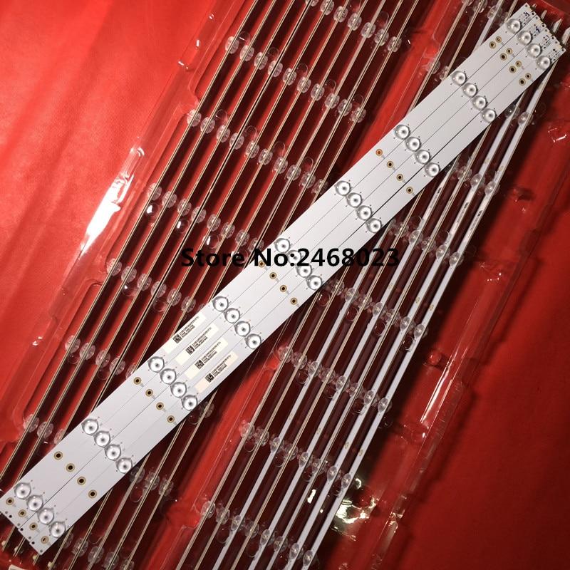 Constructive 798mm Led Backlight Strip 9lamp For A Oc Phi Lips 40 Tv 40pff5650/t3 Lb40013 V0_04 Ex-40013000-7e552-0-a-53c-00218 40pff5650 Led Lighting Lights & Lighting