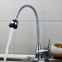 US Superior In Quality And Reasonable In Price Kitchen Faucet Chrome Polished Basin Faucet Hot And