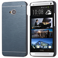 KISSCASE Для HTC M7 M8 M9 Case Мода Тонкий Алюминий Металл Пластик Hybrid Case Для HTC One M7 M8 M9 Прочный Тонкий Телефон Обложка