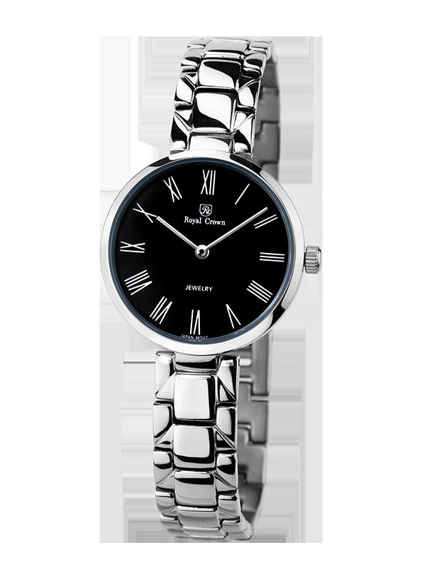 Royal Crown Bauhaus watch 2601S Italy brand Diamond Japan MIYOTA Luxury Ladies Watch neutral Bauhaus design Ultra-thin Hot Sale bauhaus
