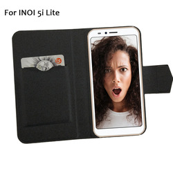 На Алиэкспресс купить чехол для смартфона 5 colors hot! inoi 5i lite case phone leather cover,factory price protective full flip stand leather phone shell cases