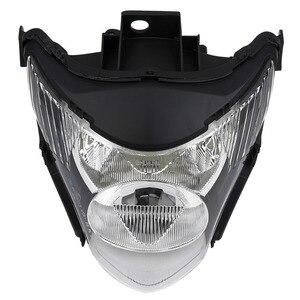 Image 2 - كشاف إنارة أمامية لدراجة نارية مجموعة مصابيح أمامية كشافات لهوندا الدبور CB600 CB600F 600F 2007 1010 2008 2009