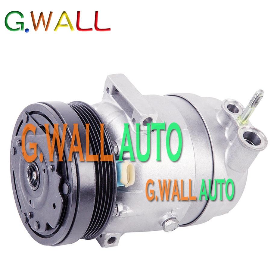 Compresseur de Climatisation Pour Chevrolet Aveo Aveo5 L4 1.6L Pour PontiacG3 L4 1.6L 2009-2011 95966586 95907421AD 95953032 9590