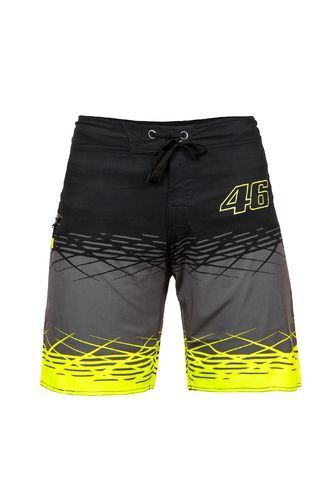 2017 New casual fashion cotton short paragraph beach pants motorcycle MotoGp racing M1 VR46 Rossi shorts S-XXL