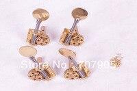 Cheville contrebasse peg Tuner Clés En Métal Corps 3/4 Nouveau Durable pièces En Laiton de Haute qualité
