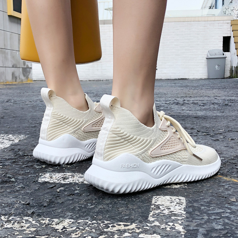 Children 39 s mesh shoes 2019 spring new breathable mesh face girls casual shoes children 39 s sports shoes in Sneakers from Mother amp Kids