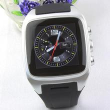 3G WCDMA WiFi Android Telefon Smartwatch PW306 mit Kamera GPS Bluetooth Dual-core Smart Verschleiß Uhren Mp3 Spielen Armbanduhr S16