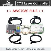 Trocen AWC708C MÁS CO2 láser sistema de control DSP apoyo de 6 ejes y Num Lock para máquina de corte por láser