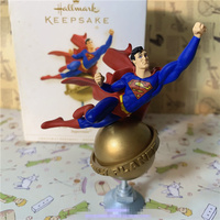 super heroes Superman Action Figure Collectible Model Toy christmas tree ornament toys pendant toys