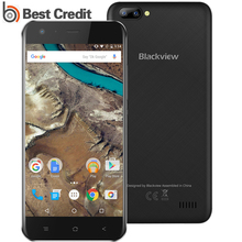 Blackview A7 Dual back Lens Smartphone 5″ HD Google Android 7.0 Quad Core Mobile Phone 1GB+8GB Unlocked 3G WCDMA CellPhone