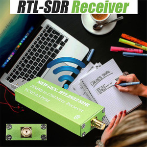 Image 2 - Usb2.0 rtl sdr 0.5 ppm tcxo rtl2832u r820t2 tv 튜너 스틱 am fm nfm dsb lsb sw 소프트웨어 정의 라디오 sdr tv 스캐너 수신기