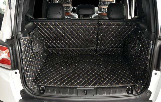 good carpets special trunk mats for jeep renegade 2016. Black Bedroom Furniture Sets. Home Design Ideas