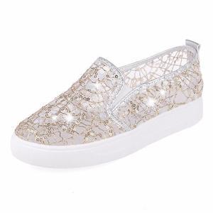 Woman Flat Loafers Shoes Women