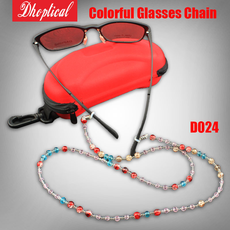 039cf2744 O envio gratuito de Moda óculos de sol da cadeia, cabo de óculos, atacado 5  pcs frete grátis D024