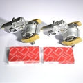 FOR VW&Audi V8 Engine077109088P+077109087P Right + Left Timing Chain Tensioner+Red chain 50025578KFZ