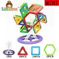 52 Шт. Мини-Мельница Enlighten Bricks Развивающие Магнитный Конструктор Конструкций Игрушка Строительные Блоки Игрушки Для Детей
