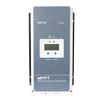 EPever MPPT 100A Solar Charge Controller 12V 24V 36V 48V Backlight LCD for Max 200V PV Input Real time Recording 10415AN 10420AN 2