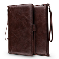 Luxury PU Tablet Stand Full Cover Case With Card Slot For Funda Apple IPad Air1 2