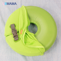 No Need Pump Air More Safety Swimming Ring Free Inflatable Collar High Quality Baby Neck
