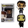 Funko POP Filmes Harry Potter 01 Severus Snaper Vinil Figura Modelo Quente Brinquedos PVC 10 cm presente Coleção de Decoração Bonecos
