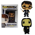 Funko POP Harry Potter 01 Severus Snaper Vinyl Figure Model Hot Movies Toys PVC 10cm Collection gift Decoration Dolls
