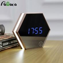 CV Multi-function Led Digital Alarm Clock-Night Light-Temperature Display