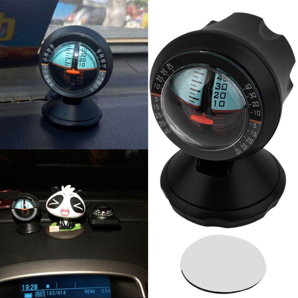 Angle Slope Level Meter Finder Tool Gradient Balancer Car Vehicle Inclinometer hot selling