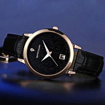 2018 Fashion Black Wrist Watch Women Watches Ladies Luxury Brand Famous Quartz Watch Female Clock Relogio Feminino Montre Femme дамски часовници розово злато