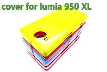 Мягкий Гель ТПУ Силиконовый Чехол Кожного Покрова Для Nokia LUMIA 950 XL чехол(China (Mainland))