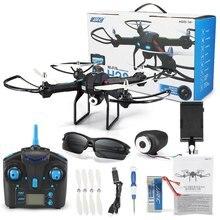 JJRC H28W RC Drone avec 0.3MP Caméra WiFi Transmission en temps Réel À Distance contrôle hélicoptère 2.4G 4CH 6 Axes Gyro Quadcopter RTF