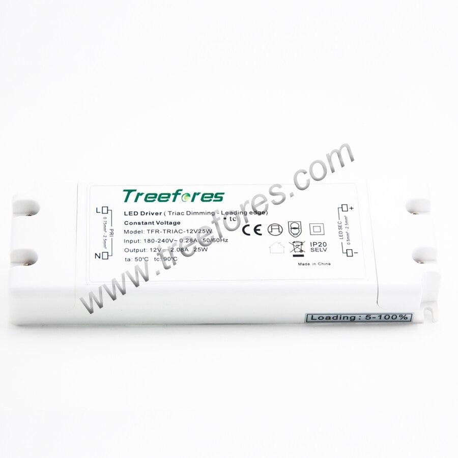 CE RoHS Драйвер адаптер 30 Вт 700мА 30-42 В DC Triac Диммируемый преобразователь AC 120 В 220 В Диммируемый Светодиодный источник питания