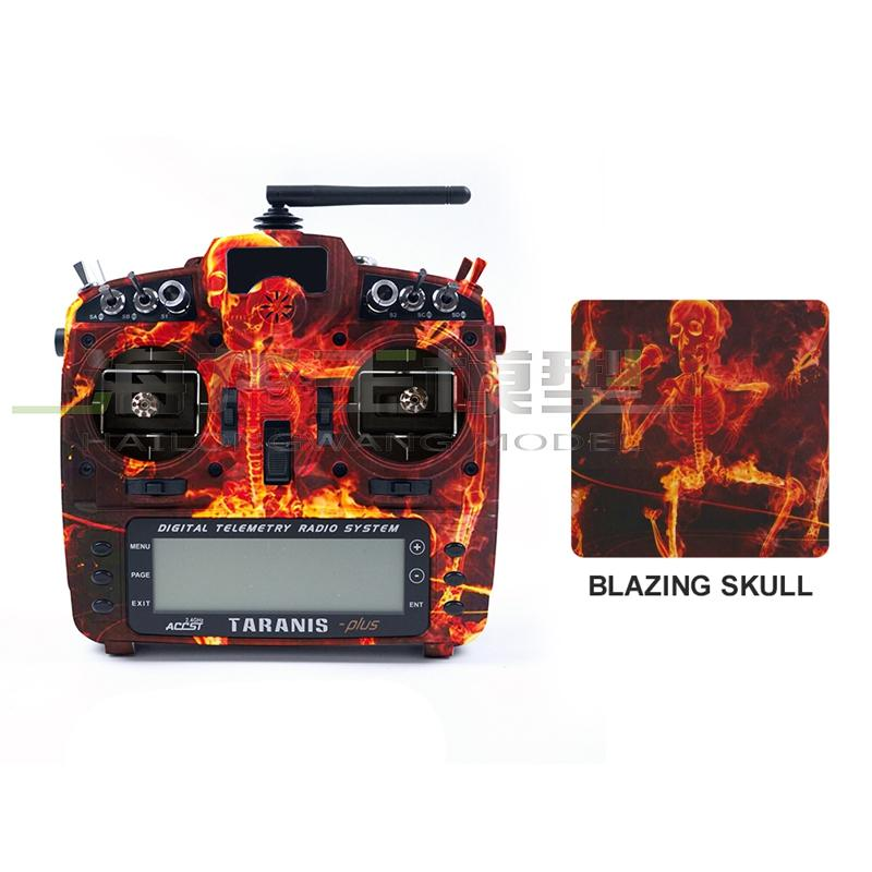 Frsky 2.4g 16ch Taranis X9d Plus Se Transmitter Special Edition W/ M9 Sensor Water Transfer Case With Battery And Charger Rc Toy Remote Control Toys Toys & Hobbies