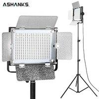ASHANKS 40 Вт светодиодный Pad Панель фотографии свет лампы диммер 3200 К/5500 непрерывного лампы для Камера видео фотостудия