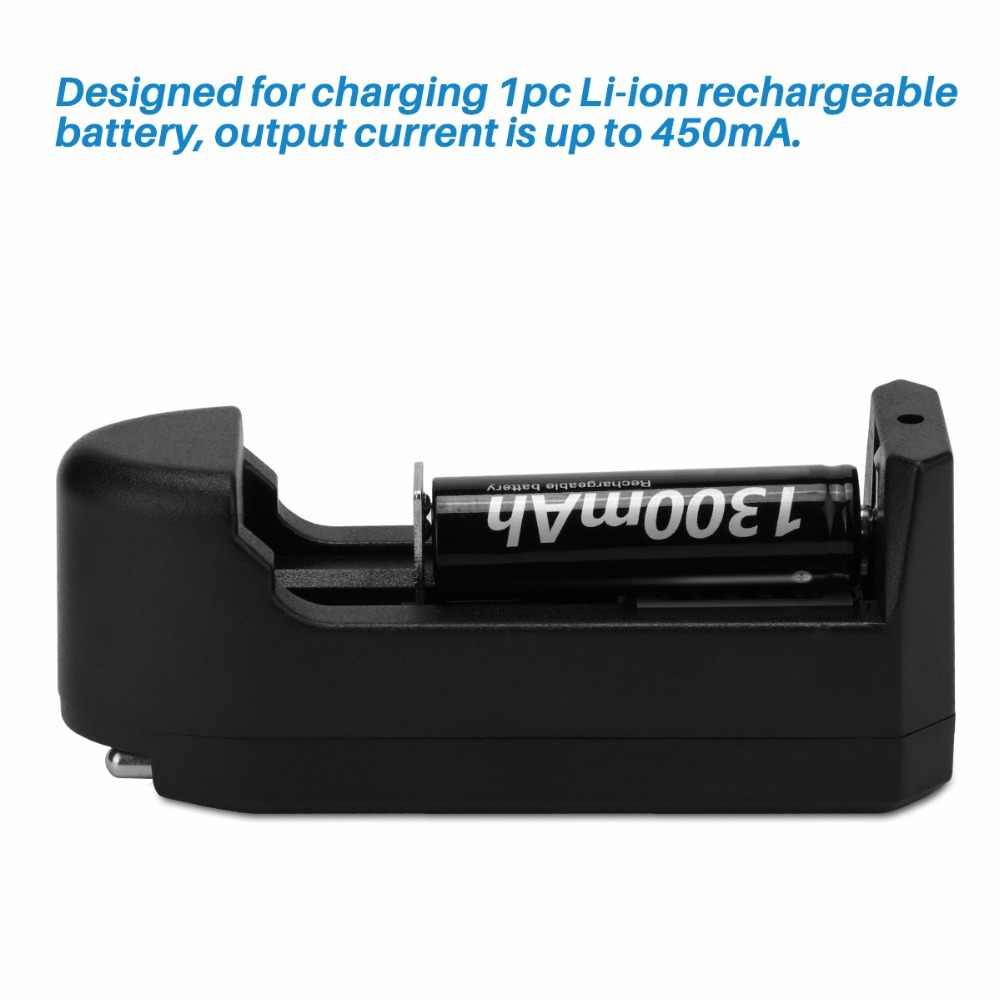FORNORM EU Plug 18650 Зарядка батареи 18500 17670 автоматическое выключение батареи Универсальная зарядка для DC3.6V/3,7 V литий-ионных батарей зарядное устройство