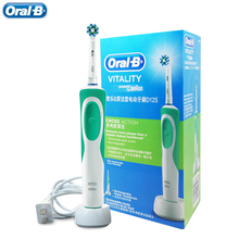 Oral b electric toothbrush vitality