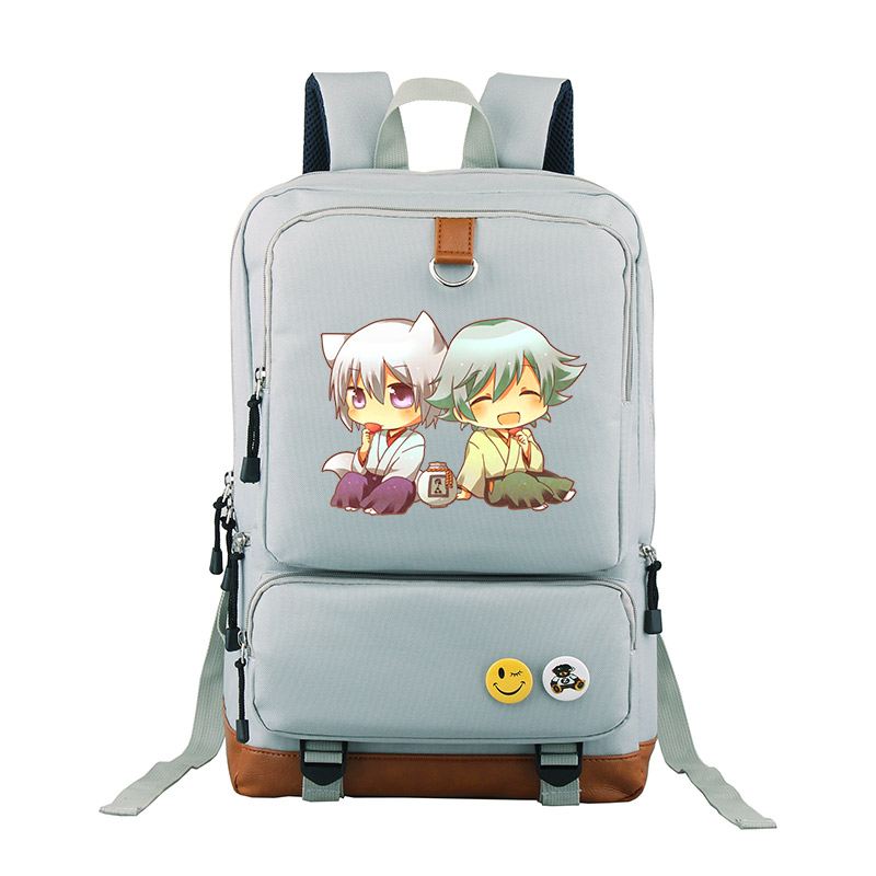 Anime Kamisama Hajimemashita Backpack For Teenagers Kamisama Love / Kiss Children School Bags Tomoe Cartoon Backpacks Kids Bag