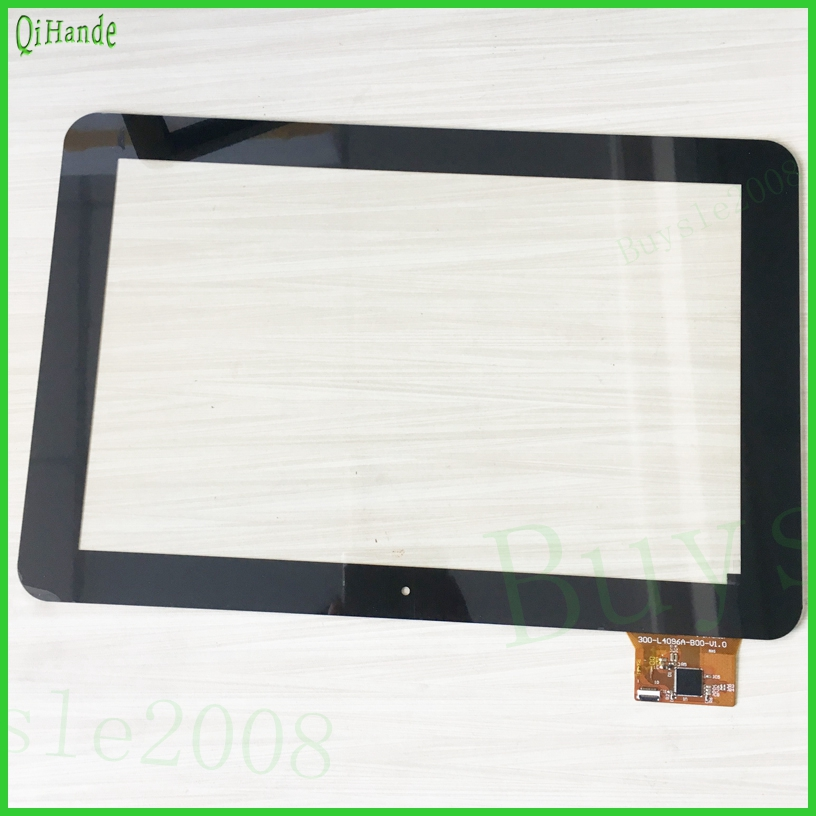 New For 10.1 inch 300-L4096A-C00 capacitive touch screen tablet digitizer panel replacement free shipping black new 7 inch tablet capacitive touch screen replacement for pb70pgj3613 r2 igitizer external screen sensor free shipping