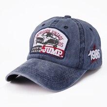 Hot Retro Washed Baseball Caps Snapback Unisex sun hat For Men Bone American era  Hip Hop Hats 2019 new