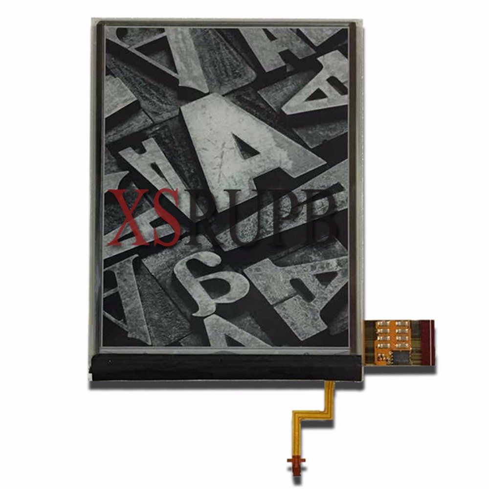 6 Compatible Screen Ebook Lcd Display Screen For For Pocketbook 615 LCD Replacement Free Shipping