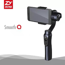 Zhiyun SMOOTH Q 3-Axis Handheld Gimbal Portable Stabilizer for Smartphone gopro 3 4 5 Vertical Shooting