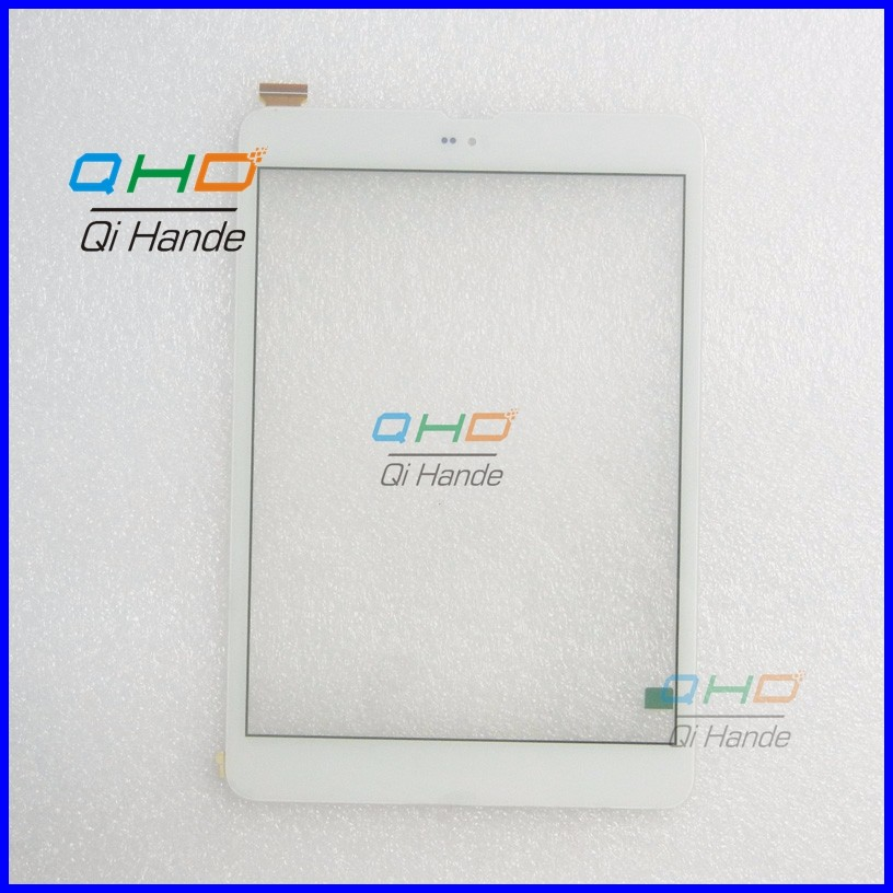 New For 7.9 inch PIPO U7 3G Tablet PC touch screen panel Digitizer Sensor replacement Free Shipping black color touch panel for 7 inch tablet pc mglctp 701271 touch screen panel digitizer sensor