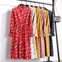 Платье с винтажными нотками