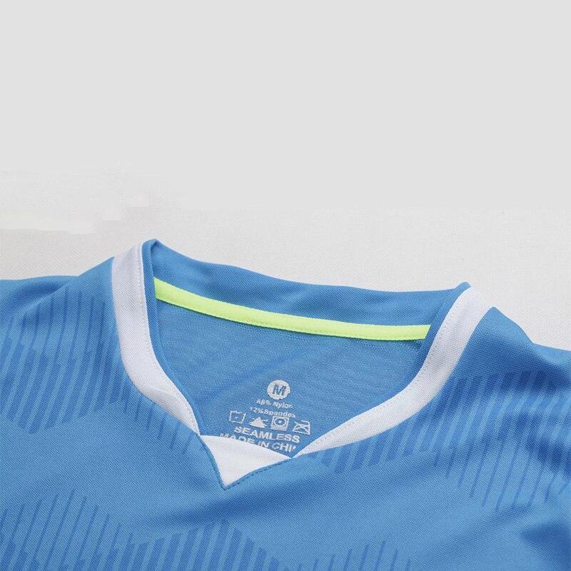 5b2a1a97e1a 2018 Cheap DIY Sportswear Adult Kids Football Set Custom Soccer Jerseys  Soccer Training Youth Kits Blank Football Team Uniforms-in Soccer Sets from  Sports ...