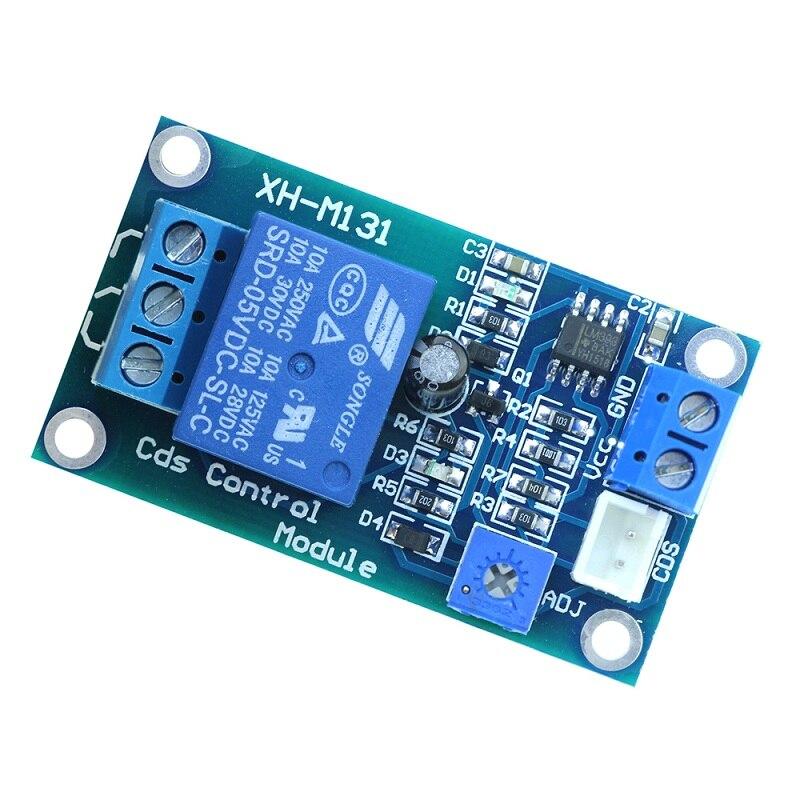 12V NO/NC Relay Module Water Leakage Control Module For Water Leak Sensor
